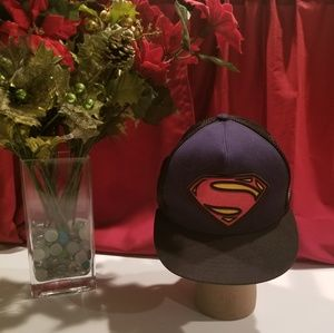 Superman Hat (Man of Steel)